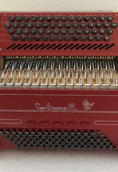 chromatic 96 basses