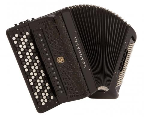Accordéon chromatique BJC C442