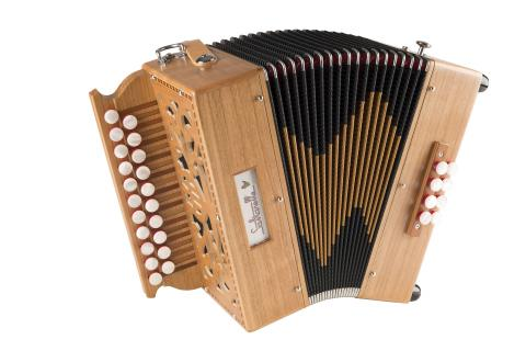 Le Bouëbe accordéon diatonique