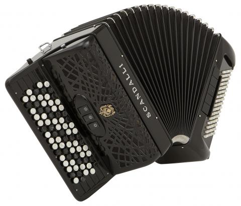 Accordéon chromatique BJC C442 air