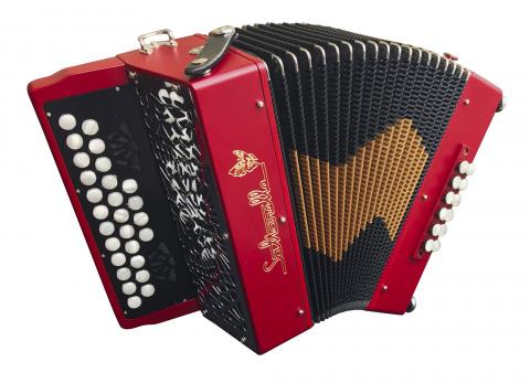 Connemara II Diatonic accordion