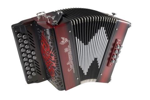 inferno 19 accordéon diatonique