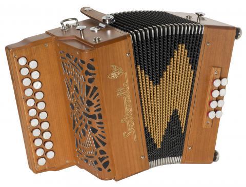 Elfique accordion