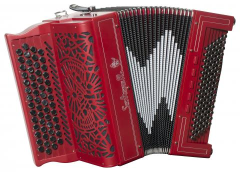 chromatic accordion Artefact
