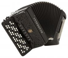 Accordéon chromatique C342