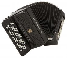 Accordéon chromatique C342 J