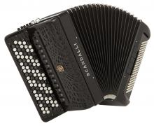 accordéon chromatique C 442