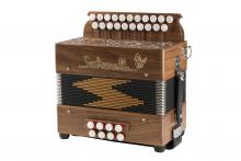Diatonic accordions with stepped keyboard - Epsilon