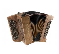 accordéon chromatique Chaville 4R O