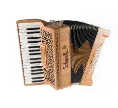 Accordéon chromatique cleggan o