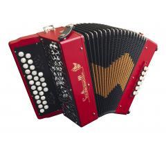 connemara 2 accordéon diatonique (ouvert)
