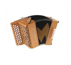 Étincelle accordéon diatonique
