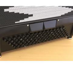 Les touches du clavier droit