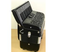 chromatic piano accordion