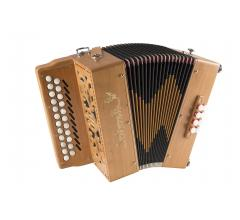The Irish Bouëbe accordéon diatonique
