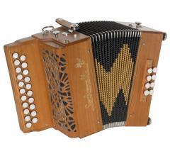 L'Elfique accordéon diatonique
