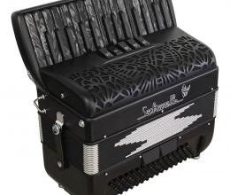 Impulse chromatic accordion model